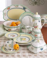 Villeroy Boch Dinnerware, French Garden Dinnerware Collecting, I already  have service for Need accessory pieces.