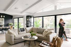 anna bond s black and white florida home