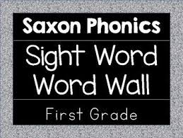 Children form letters from a. This Product Contains A Pdf Of All First Grade Saxon Phonics Sight Words For You To Put Up On Your Word Wall These Also Work Saxon Phonics Phonics Sight Words