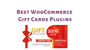 7 best woomerce gift cards plugins