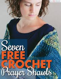 Free Crochet Prayer Shawl Patterns Impressive 48 Free Crochet Prayer Shawls AllFreeCrochet
