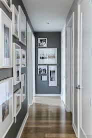 hallway wall decor awesome wall beside white dining table set small entrance hallway wall of hallway