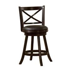 24 inch swivel bar stools. Barnes Espresso Leatherette Swivel Bar Stool (24 Inch Or 29 Inch) 24 Stools L