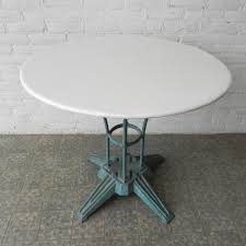 deco garden furniture. art deco french steel garden table with cast iron foot furniture t