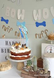 Dog Birthday Decorations Puppy Dog Birthday Party