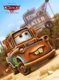 disney cars mater wallpaper. Plain Wallpaper Cars Wii Tow Mater By Hinxlinx  On Disney Wallpaper K