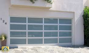anaheim door s line of anaview glass garage doors provide the ultimate experience of modern contemporary design options and styles