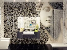 Decorative Wall Tiles Bathroom 30 Nice Pictures And Ideas Beautiful Bathroom Wall Tiles