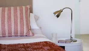 Bedside White Lamps Tables Set Bedwardrobeside And Decor Sets Small ...