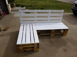 ... how to make pallet furniture; DIY Pallet Sectional Bench Pallet  Furniture DIY Photo Details - From these image we provide to