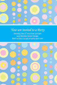 Easy Invitation Templates 33 Free Diy Printable Party Invitations For Kids Hloom