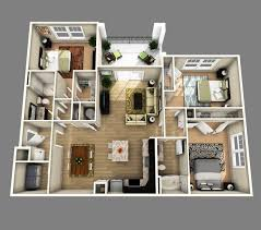 engaging 3 bedroom apartment floor plans 18 small in great architectural drawings of bed room flat home design ideas plano tx