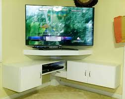 diy homemade corner tv stand corner tv stand gallery homemade after simple plans u home idea