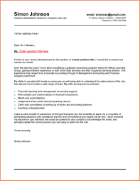 5 Cover Letter Masters Application Cover Letter Examples