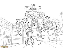Coloring Pages Lego Movie Wumingme