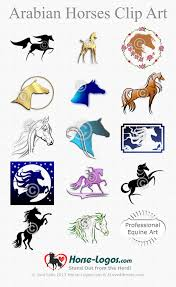 arabian horse head clipart.  Clipart Horse Clip Art Of Arabian Horses Throughout Head Clipart