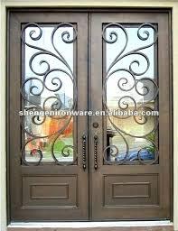 metal glass doors entry iron glass door steel door metal door entry steel doors