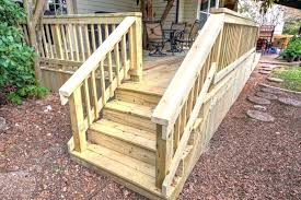 deck stair railing staircase height post attachment rail requirements code porch handrails for inside steps residential handrail maximum rise attac hand rails for decks a56