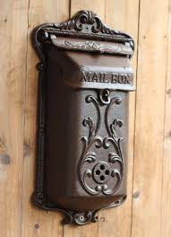 Unique Oil Rubbed Bronze Mailbox Install Wall Mount Oil Rubbed
