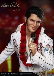 Elvis Presley ganha estátua colecionável de luxo - Ligado à Música