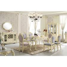 italian lacquer dining room furniture. Italian Lacquer Dining Room Furniture Trends Also Whole White Rococo Luxury Table Picture -