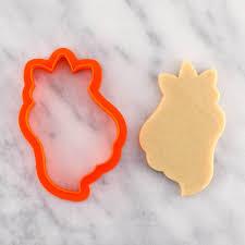 <b>Unicorn</b> Head <b>Cookie Cutter</b> | Semi Sweet Designs