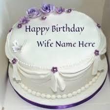 Birthday Cake Sister Write Name Birthdaycakeformomcf