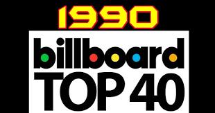 Billboard Charts Top 40 1990