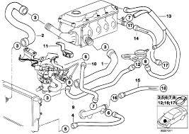 m52 engine diagram new original parts for e36 316g m43 pact engine m52 engine diagram new original parts for e36 316g m43 pact engine cooling system