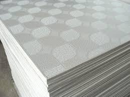 pvc ceiling tiles. Gypsum PVC Laminatd Ceiling Tiles Pvc