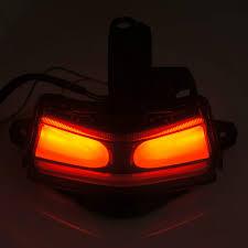 Yamaha Aerox Led Lights Amazon Com Qidian Tail Light For Yamaha Nvx155 Nvx125 Nvx