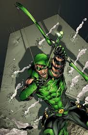 Image result for green arrow comics