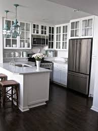 How to make small kitchen look bigger? A picture from the gallery Small  Kitchen Designs. Click the image to enlarge.