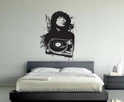 cd da60a6fa dffc32 dj pult wall vinyl