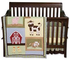 baby farm animal nursery bedding bedding designs