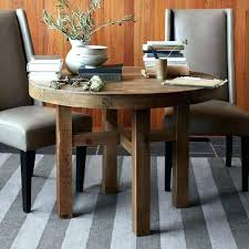 emmerson dining table round handmade dining table view
