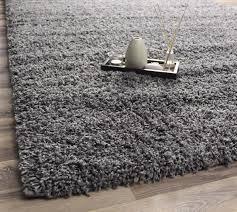 full grey rug 8x10 super area rugs cozy plush solid gray 2 x 3 com