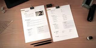 Resume And Cover Letter Best CV Resume Cover Letter Set V60 Word Psd Ai On Behance