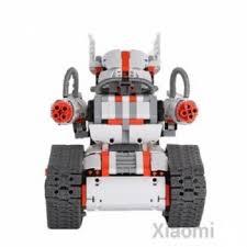 Электронный <b>конструктор</b> Xiaomi Mitu <b>Mi Robot Builder</b> Rover