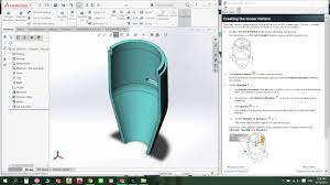 A Necessary Feature Of Pattern Is Custom Tutorial Of Pattern Features Solidwork YouTube
