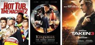 New Posters for Hot Tub Time Machine 2 Kingsman Taken 3 and More   Movienewzcom