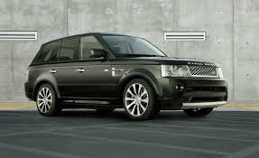 Land Rover Range Rover Sport Reviews, Specs & Prices - Top Speed