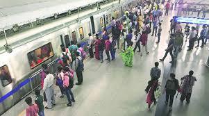 Delhi Metro Rides To Cost More Discount During Off Peak