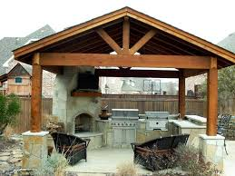 Fire Pit Under Covered Patio Interior and Outdoor Architecture Ideas