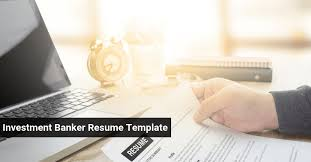 Copy This Experienced Investment Banker Resume Template To Break In