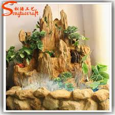 Small Picture Resin Indoor Fountains And Waterfalls Waterscape Decorative Indoor