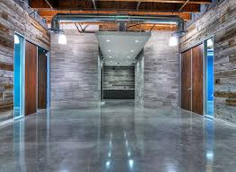 creative office ceiling. Simple Ceiling Recycled Barn Wood Polished Concrete Open Ceiling For An Office Building  In Irvine To Creative Office Ceiling D