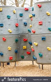 outdoor activity kids climbing wall with colorful handholds stock photo i3609576 at featurepics