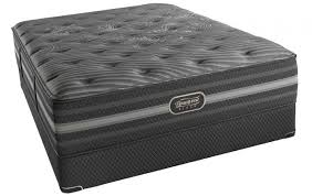 Cal King Simmons Beautyrest Black Mariela Luxury Firm Mattress