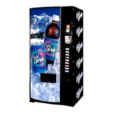 Used Soda Vending Machines Mesmerizing Used Dixie Narco 48E Soda Vending Machine